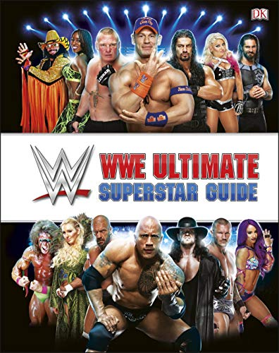 WWE Ultimate Superstar Guide, 2nd Edition (English Edition)