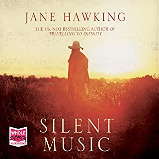 Silent Music audiobook cover art