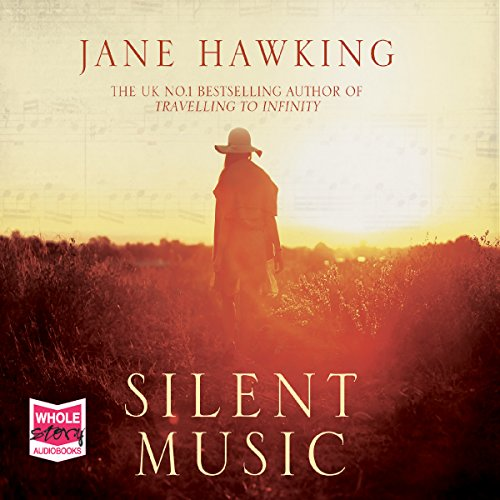 Silent Music audiobook cover art