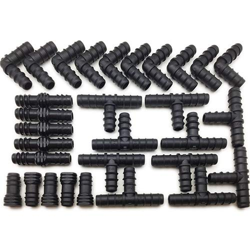 Grow Insane 30 Piece - 13mm (1/2 inch) Pipe/Hose Irrigation Connector P
