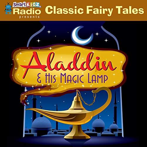 Aladdin & His Magic Lamp cover art
