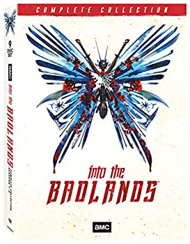 into the badlands dvd