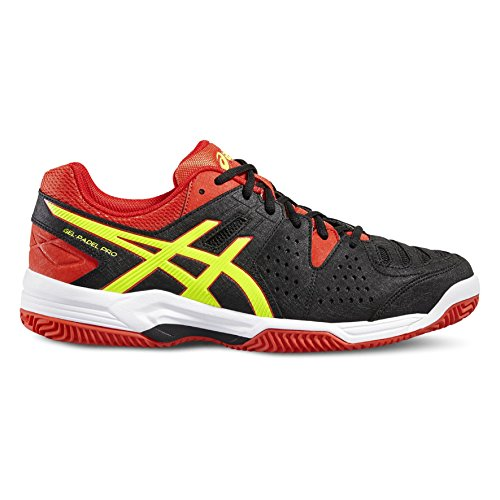 Asics Tenis Gel-Padel Pro 3 Sg Black / Yellow 44m