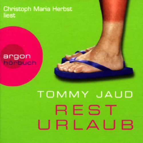 Resturlaub audiobook cover art