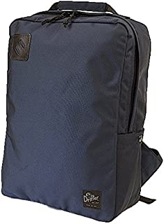 Drifter(ドリフター) Square Backpack スクエア バックパック ネイビー バリスティック アメリカ製 [並行輸入品]