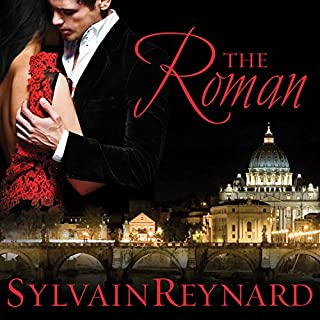 The Roman audiobook cover art