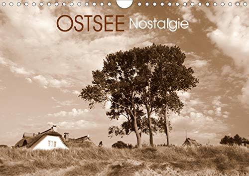 Ostsee-Nostalgie (Wandkalender 2021 DIN A4 quer)