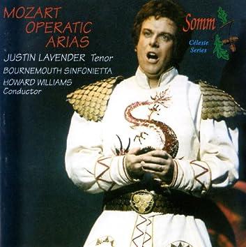 Mozart: Operatic Arias
