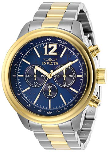 Invicta Aviator 28897 Herenhorloge - 49mm