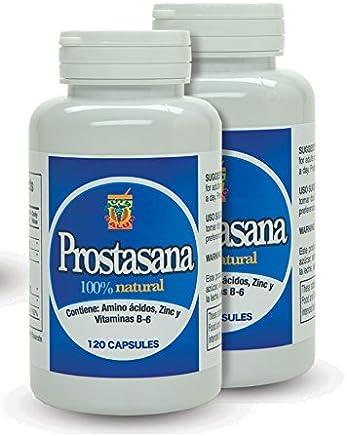 Amazon.com: Prosta Sana, Capsulas naturales para el alivio ...