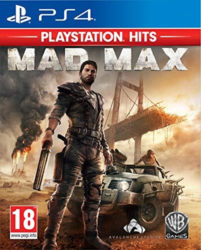 Warner mad max psh - ps4