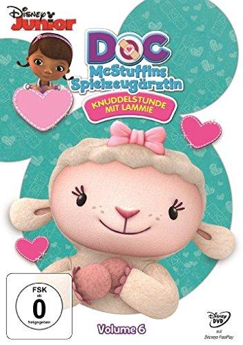 Doc McStuffins - Spielzeugärztin, Volume 6: Knuddelstunde mit Lammie