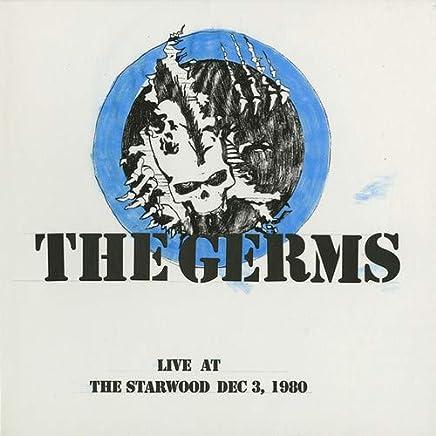 The Germs - Live At Starwood Dec. 3 1980 (2019) LEAK ALBUM