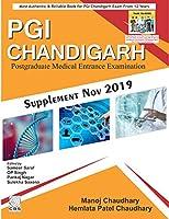 Pgi Chandigarh Postgraduate Medical Entrance Examination Supplement Nov 2019 (Pb 2019)