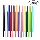 Heatoe 120 Pack Colord Hot Glue Sticks, 3.9'' Melt Adhesive Glue Sticks for Handmade Arts,Crafts,General Repair and Holiday