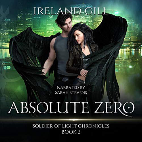 Absolute Zero Audiobook By Ireland Gill cover art