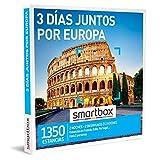 Smartbox - Caja Regalo Amor para Parejas - 3 días Juntos por Europa - Ideas Regalos...