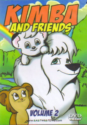Kimba and Friends 2 New Sale life Volume