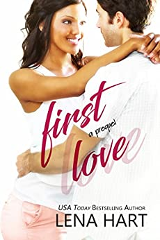 First Love: Jake & Sabrina (To Be Loved) by [Lena Hart]