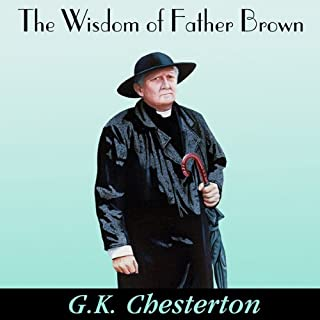 The Wisdom of Father Brown cover art