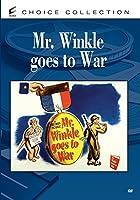 Mr. Winkle Goes to War [DVD]
