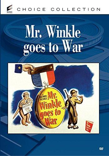 Mr Winkle Goes To War [DVD] [Region 1] [NTSC] [US Import]