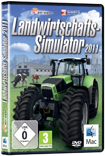 Landwirtschafts-Simulator 2011 (Mac-Version)
