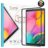Ztotop Screen Protector for Samsung Galaxy Tab A 10.1 2019 Tablet, [2 Pack] Easy Installation Frame/High Definition/Scratch Resistant 9H Tempered Glass Screen Protector(SM-T510/T515)