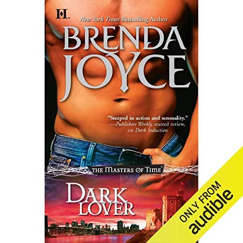 Dark Lover audiobook cover art