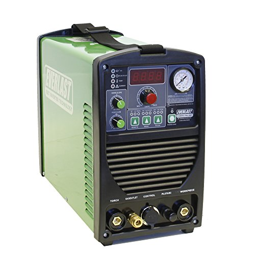 2019 Everlast PowerUltra 206Pi 200a Multi Process Welder TIG Stick Pulse 50a Plasma Cutter Dual Voltage 110/220v