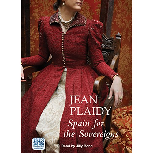 Spain for the Sovereigns audiobook cover art