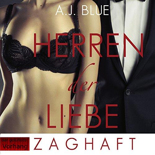 Zaghaft audiobook cover art
