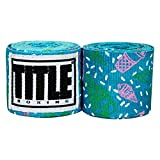 Title Boxing Print Mexican Style Hand Wrap, Ice Cream, 180'