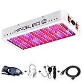 King Plus 1200w LED Grow Light Full...