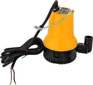 ZHITING Bomba de agua sumergible Clear Swimming DC 12V 50W 4200L / H Limpio Sucio Natación Limpio Piscina Estanque Limpiez...