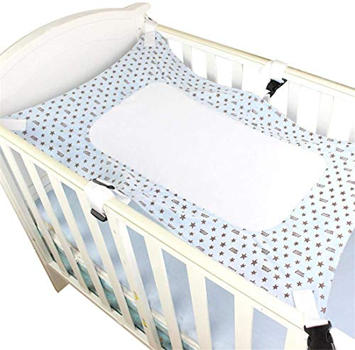Alittle Cama para bebé Sling Cama para bebé transpirable Cuna para bebé Caja fuerte y cómoda portátil Cama de seguridad para bebé Hamaca (sin marco de cama)