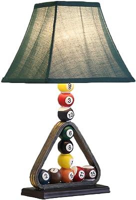 Retro grande Lámpara de mesa creativa lámpara de escritorio mesa ...
