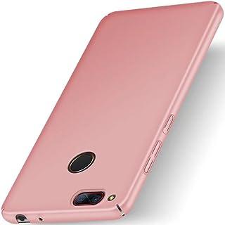 """XMT ZTE Nubia Z17 Mini 5.2"""" Custodia,Ultra Sottile PC Back Case Protettiva Custodia per ZTE Nubia Z17 Mini Smartphone (Rosa)"""