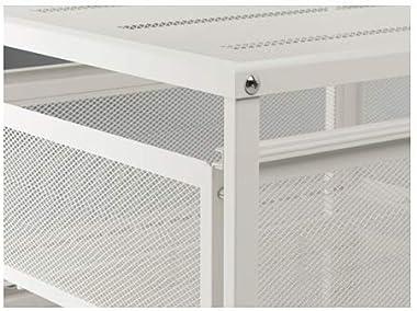 IKEA Lennart Drawer Unit, White