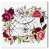 Wynwood Studio Fashion and Glam Kunstdruck auf Leinwand,