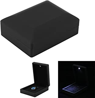 led necklace box