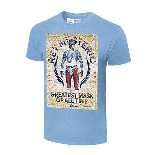 WWE Póster de Rey Mysterio G.M.O.A.T. Multi 2XL