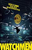The Watchmen - style O Movie Poster (27,94 x 43,18 cm)