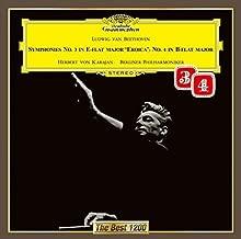 Beethoven: Symphonies No. 3 Eroica