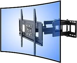 "FLEXIMOUNTS CR1 Curved Panel TV Wall Mount Bracket for 32""-65"" UHD OLED 4k.."