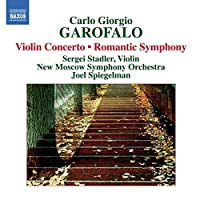 Romantic Symphony/Violin Concerto