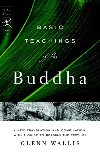 Basic Teachings of the Buddha (Modern Library Classics (Paperback))