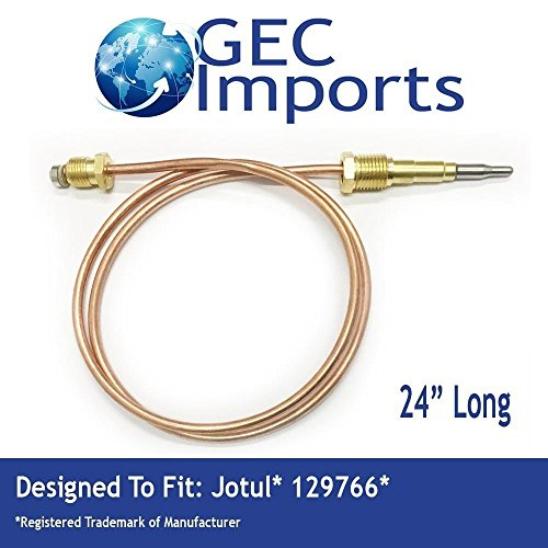 1950-001 Fireplace 24 Thermopile 750mv GEC Products /並/行/輸/入/品