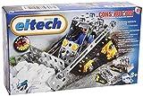 Eitech 00089 - Metallbaukasten Starter-Set - Kettenfahrzeuge, 250-teilig