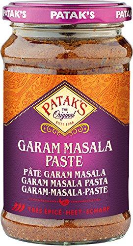 Patak's Currypaste, Garam Masala, Confezione da 6 (6 x 283 g)